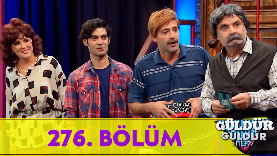 Güldür Güldür Show – 276.Bölüm Full İzle