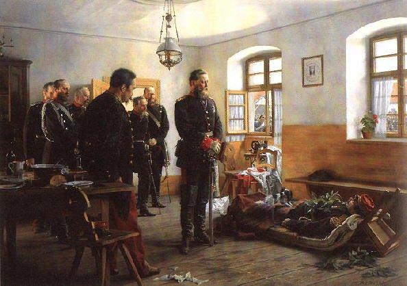 La Guerre Franco Prussienne De 1870 71 Peintures