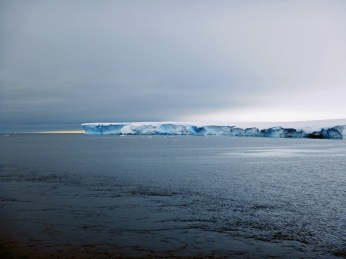 The Brunt ice shelf.