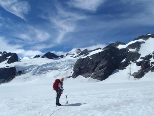 On the Olivine Ice Plateau 2014