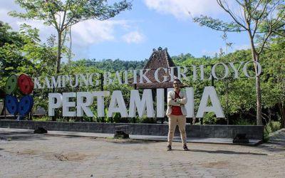 Menikmati Keindahan Batik di Kampung Wisata Giriloyo Yogyakarta