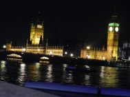 Big Ben con la House of Parliament