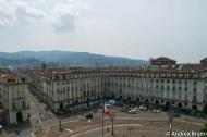 Panorama da Palazzo Madama