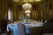 Sala da pranzo - Palazzo Reale