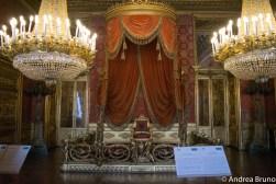 Sala del Trono - Palazzo Reale