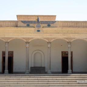 Yazd - Tempio Zoroastriano del fuoco eterno