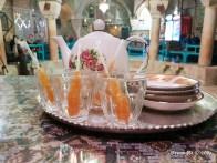Sala da té nel Bazar di Kerman