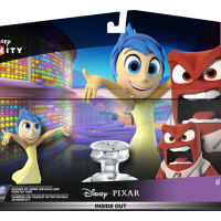 Disney Infinity 3.0 Inside Out Preview