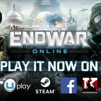 Tom Clancy's EndWar Online Now Available on Steam, Facebook and Kongregate