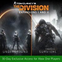 Tom Clancy's The Division Expansion I: Underground Coming to Xbox One and Windows PC On June 28