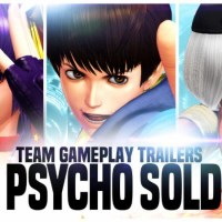 The King Of Fighters XIV Team Psycho Soldier Trailer