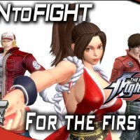 "ADG Plays The King Of Fighters XIV ""For The First Time"""