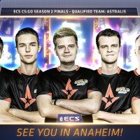 ECS Season 2 Finals Final Teams Announced including SK Gaming and Astralis