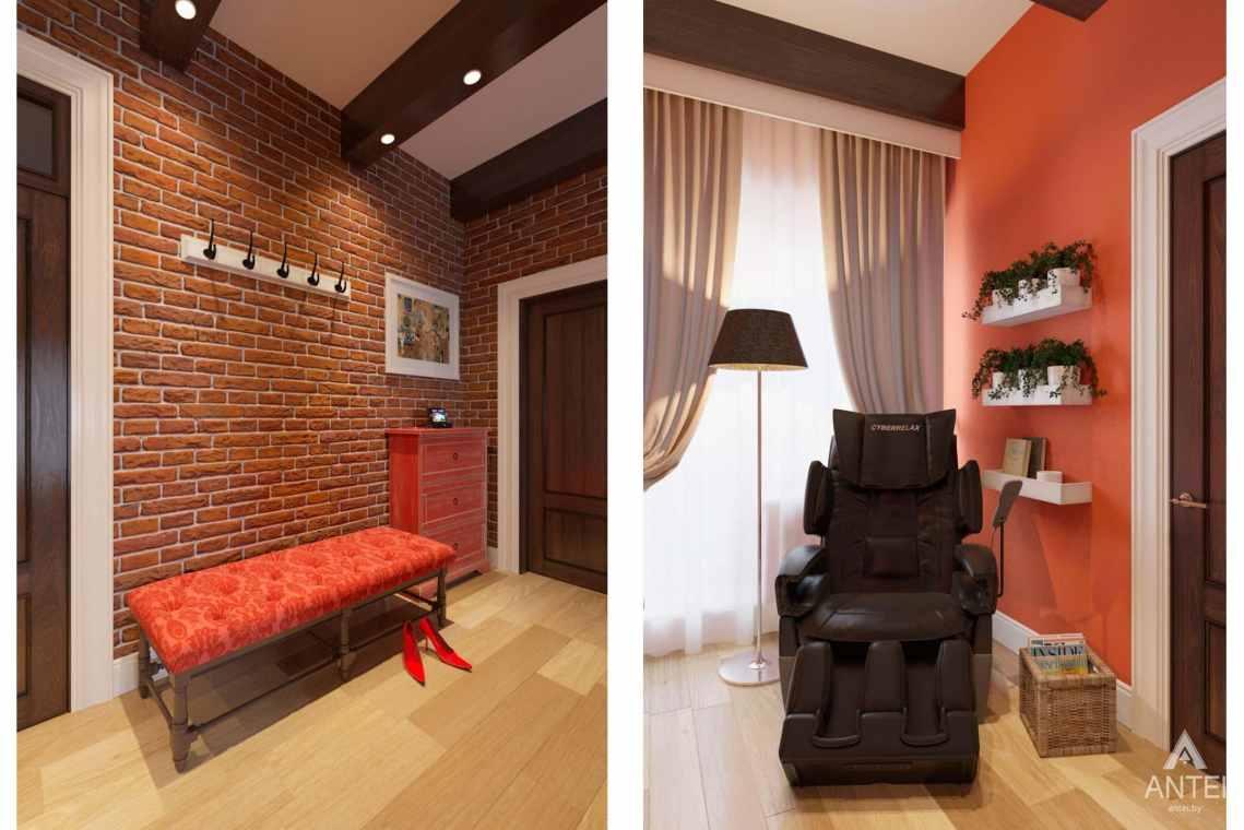Дизайн интерьера квартиры в Гомеле, Проспект Ленина, 51 - гостиная фото №4