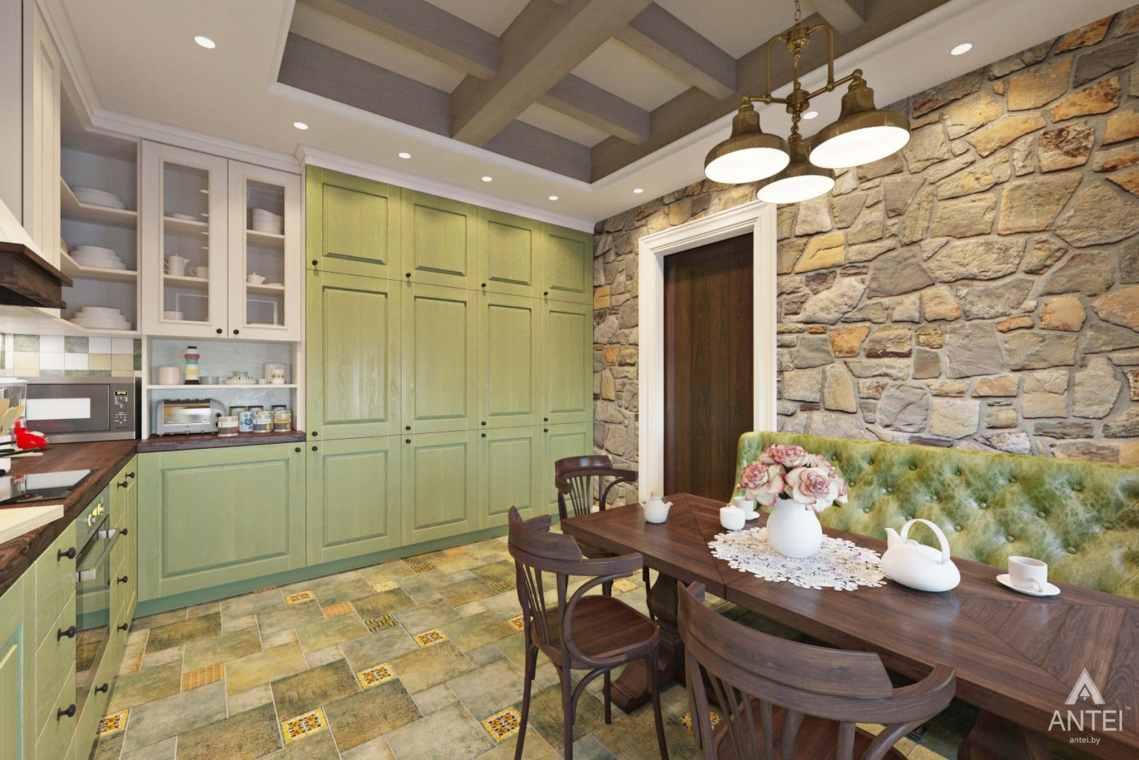 Дизайн интерьера квартиры в Гомеле, Проспект Ленина, 51 - кухня фото №2