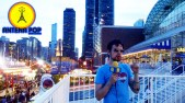 En el Parque El Salitre de Chicago: El Navy Pier!