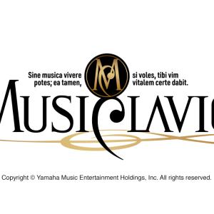 タイトルロゴデザイン:楽器擬人化プロジェクト MUSICLAVIES(ミュージックラヴィス)