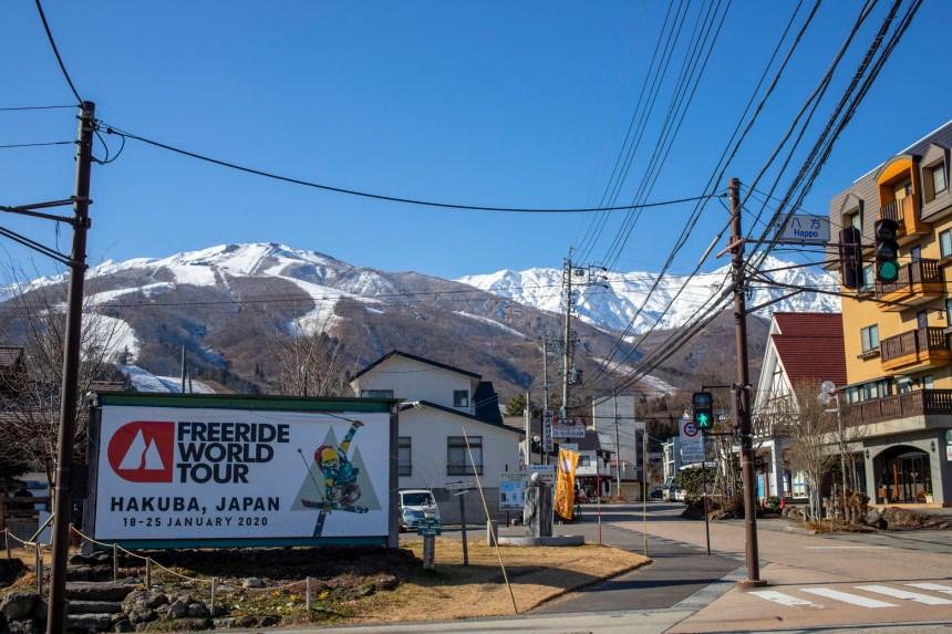 Freeride World Tour 2020 白馬