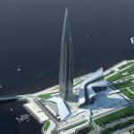 В Петербурге откроют самую высокую в Европе смотровую площадку