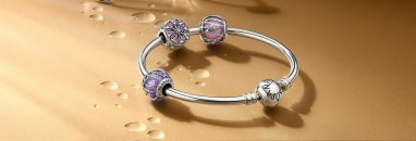 pandora_bracelet_with_colored_stone
