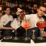 Парфюмерно-гастрономический ужин от московского ресторана Salumeria и проекта Molecule
