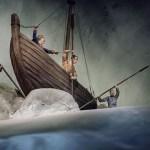 Vikingaliv — новый музей в Стокгольме о жизни викингов