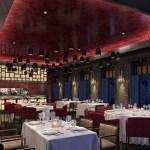 Ресторан MEGUmi в новом отеле Lotte