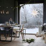 Серая палитра и скандинавские элементы в новогодней коллекции IKEA