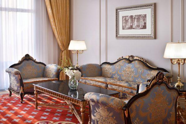 Emerald Palace Kempinski Dubai - Emerald Suite
