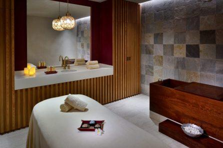 Emerald Palace Kempinski Dubai - Spa treatment room