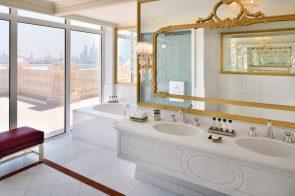 Emerald Palace Kempinski Dubai - Suite Bathroom