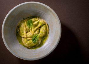 Ravioli with spinach, ricotta and sage_La Fabbrica(1)