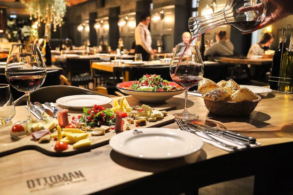 OTTOMAN steak house & kebab
