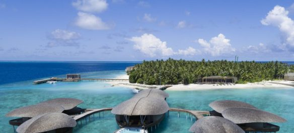The St.Regis Maldives Vommuli Resort