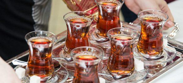 Чаепитие по-турецки