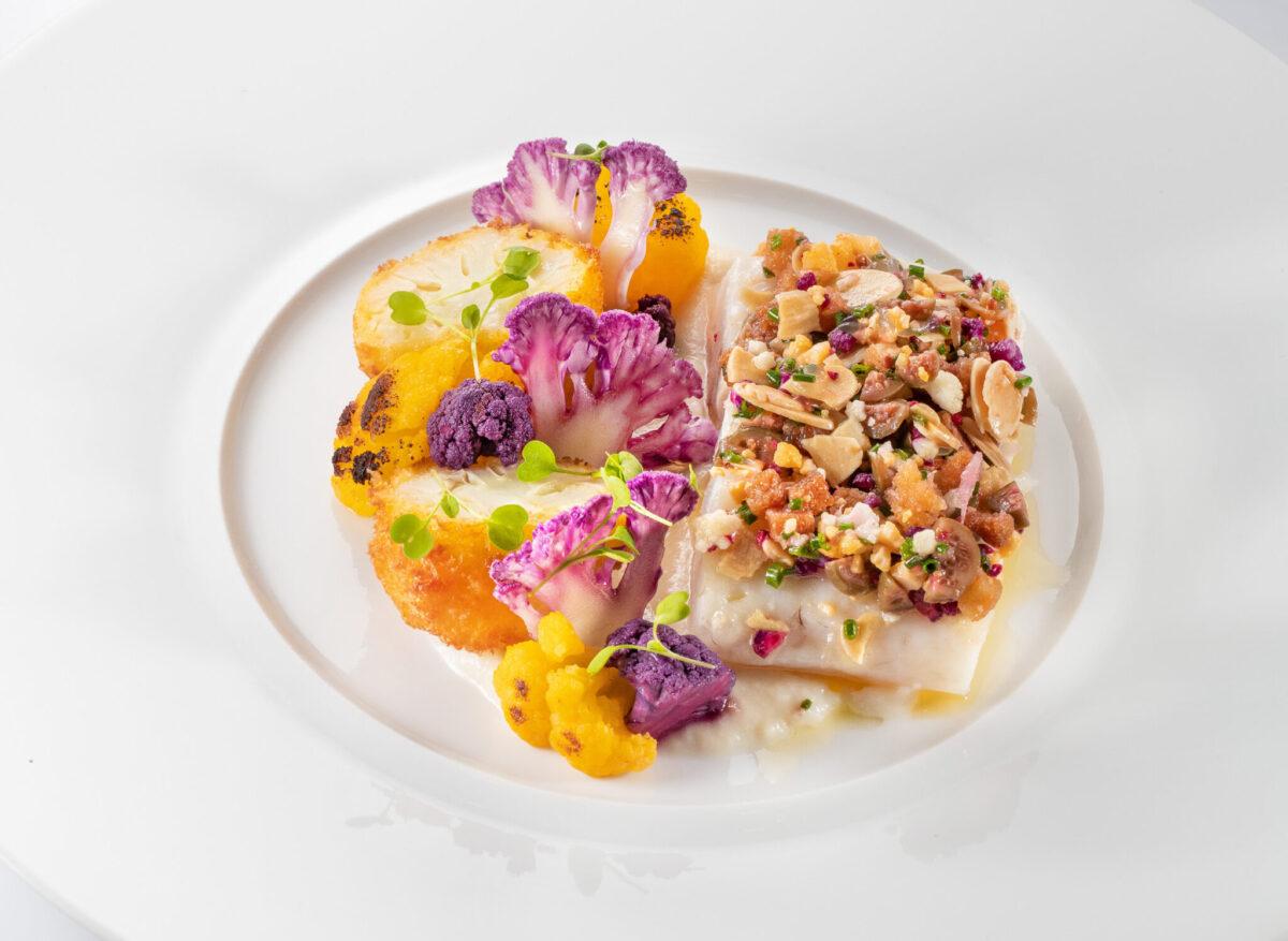 Рецепт запеченного хека с цветной капустой