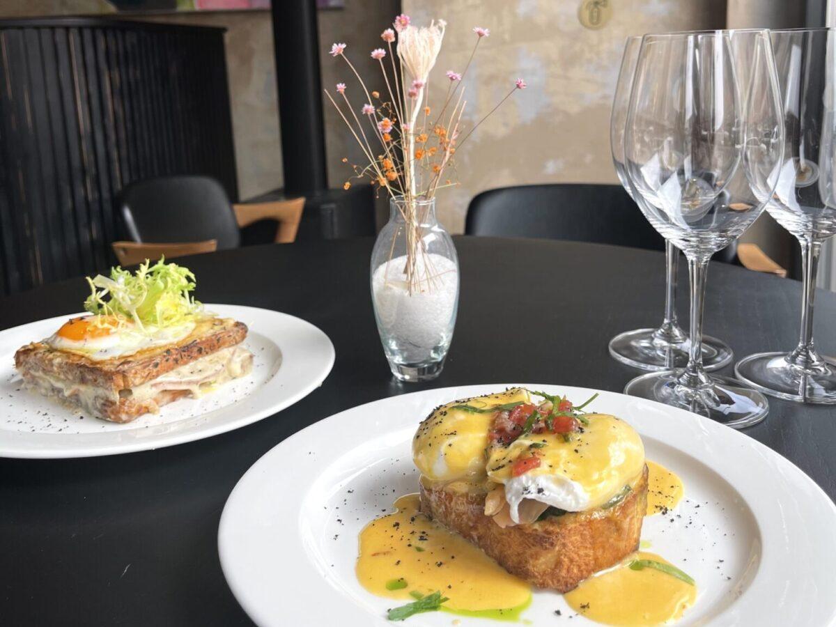 Бистро «Французы» впервые запускает меню завтраков