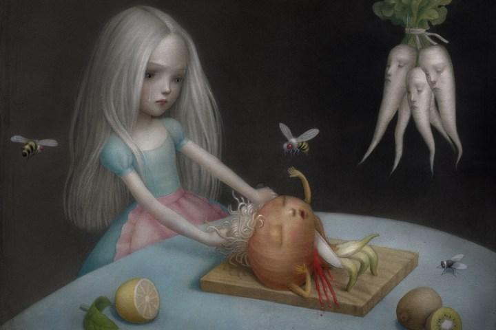 Выставка «Николетта Чекколи. Страшные сказки»