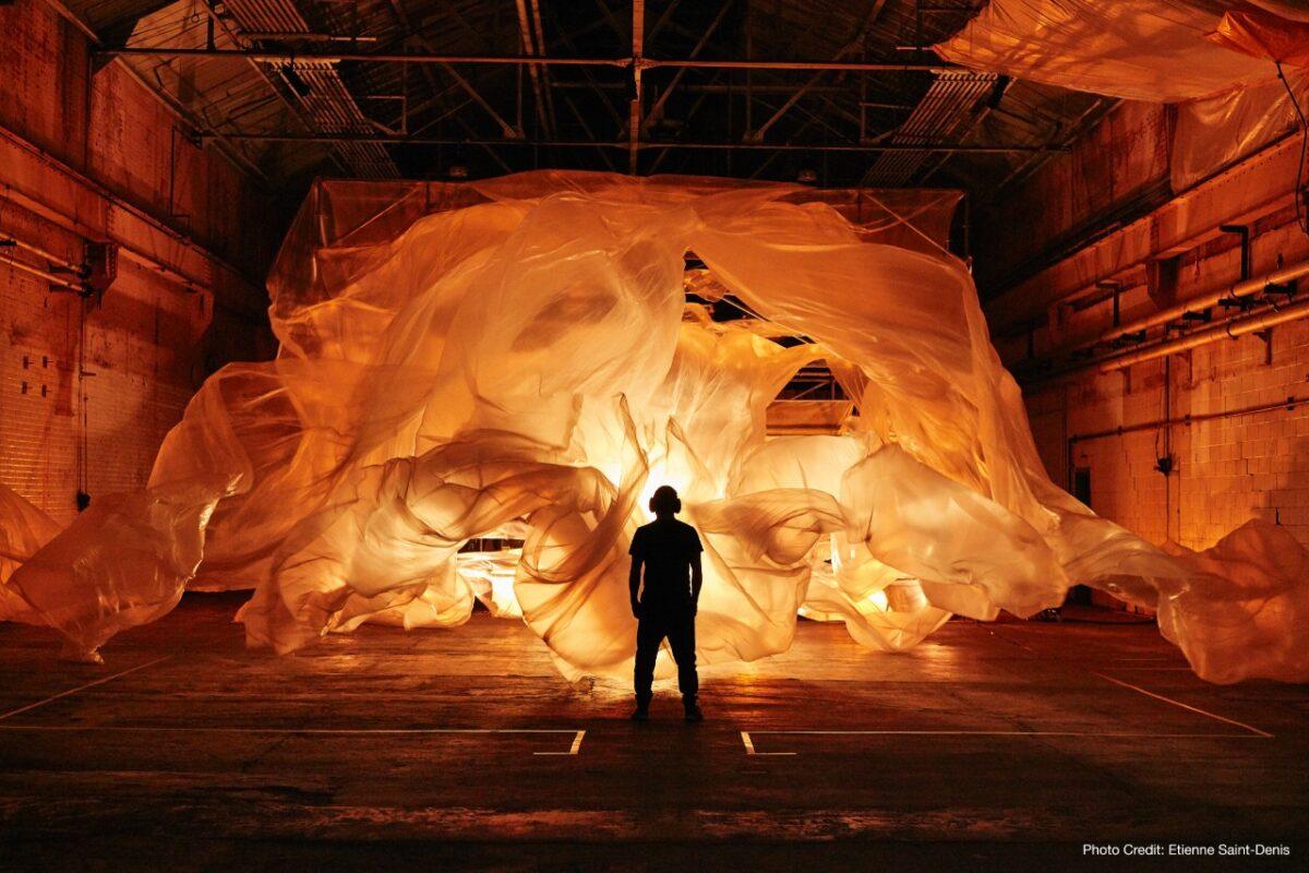 Выставка «HYDRA. Искусство новых медиа в контексте эко-тревожности»