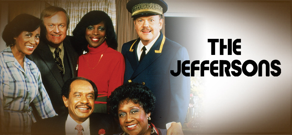 Image result for good times and the jeffersons