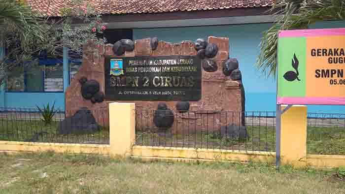 Dugaan Pungli Di SMPN 2 Ciruas, Dindik Kab.Serang Di duga Tutup Mata