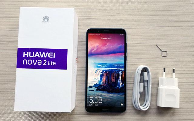 Harga Spesifikasi Huawei Nova 2 Lite