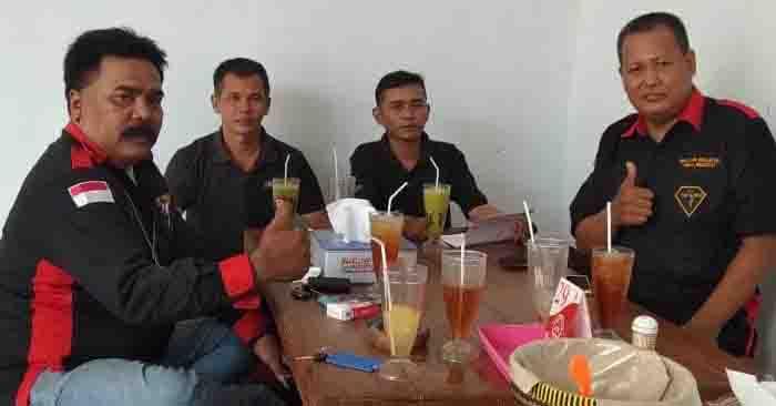 Konsolidasi DPD LSM Penjara Provinsi Banten