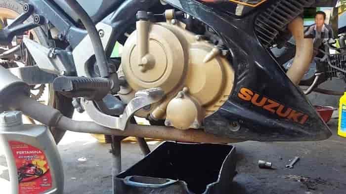 Tips Merawat Motor Agar Tidak Cepat Rusak