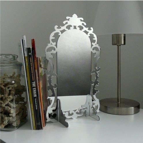 Огледални плексигласи, полистирен с огледален ефект и тяхното приложение