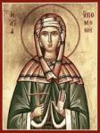 ΑΓΙΑ ΥΠΟΜΟΝΗ : η μητέρα του ΚωνσταντίνουΠαλαιολόγου