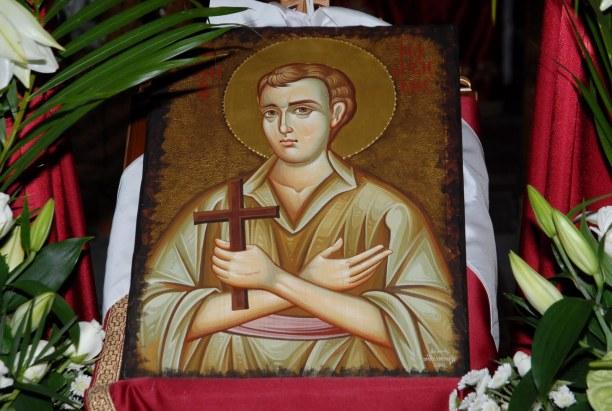 Ο άγιος Ιωάννης ο Ρώσος : ο σκλάβος με τη λεύτερηψυχή
