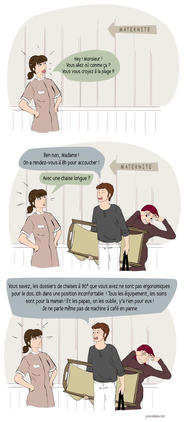 Introduction à l'accouchement.