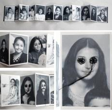 Navdeep Saini, final work for Photographic Book Arts, 2014.