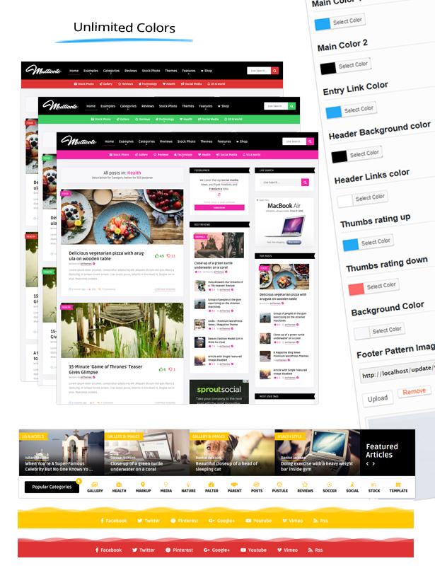 Multicote - Magazine and WooCommerce WordPress Theme - 2
